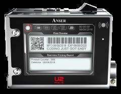 Anser U2 Pro-S Inkjet Printer