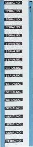 "Aluminum Foil Labels-1.50""x0.50"""