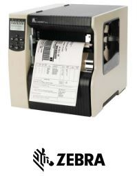 Zebra 220Xi4 Industrial Printer-Zebranet-203 dpi