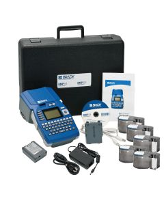 Brady BMP51 Portable Printer Facility ID Kit-300 dpi