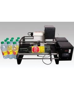 "Dispensa-Matic Bottle-Matic Electric Dispenser/Applicator (10"" Base, 2 Label)"