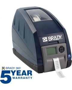 Brady IP600 Industrial Printer w/ Cutter-600 dpi