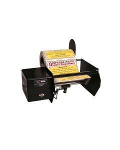 "Dispensa-Matic DM-II Wide Format Electric Dispenser 10"" Physical Detector (8"" Label Rolls)"