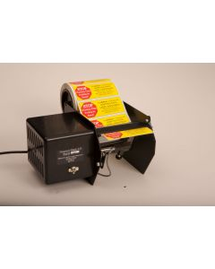 "Dispensa-Matic DM-II Wide Format Electric Dispenser 6"" Physical Detector (4.5"" Label Rolls)"