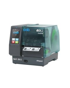 cab EOS 2/300 Industrial Mobile Printer-300 dpi (Printer Only)