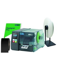 cab EOS2 Sleeve Printer Kit with Perforation Cutter