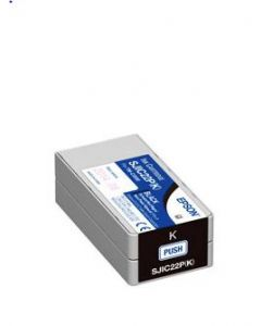 Ink Cartridge for EP3500-Black-CT