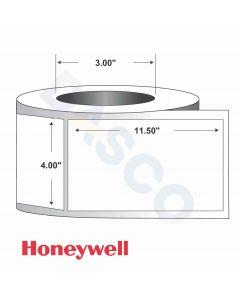 """Paper Fanfold-4.00""""x11.50""""-White-1000/RL 2/CS"""