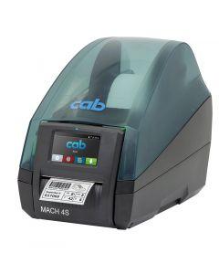 cab MACH4S/300P printer 300dpi (Peel/Present)