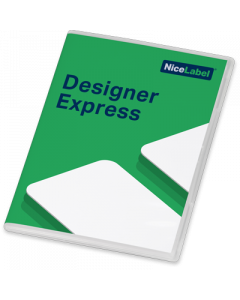 NiceLabel Designer Express 2019 Software - Single User