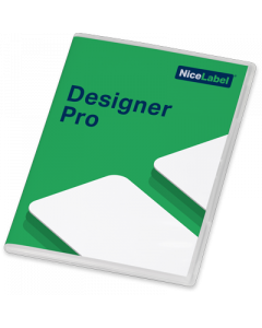 NiceLabel Designer Pro 2019 Software - Single User