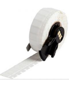 "Polyolefin Label for BMP61/TLS2200/TLS-PC LINK-0.95""x0.35""-White-500/RL"