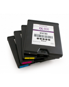 QL-800 Cyan Ink Cartridge 250 ml, Cyan