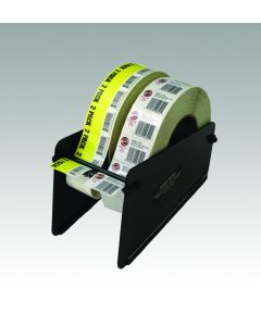 "Dispensa-Matic Simple Simon Manual Label Dispenser (4"" Wide)"