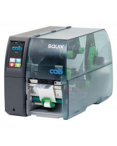 cab SQUIX 4/600MP Printer-600 dpi (Peel and Present)