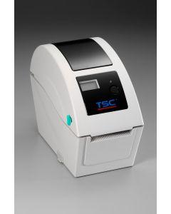 TSC TDP-225 Desktop DT Printer - Beige - 203dpi