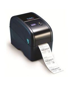 "TSC TTP-225 TT 2"" Desktop Printer - 203 DPI - w/ LCD, Serial, USB"