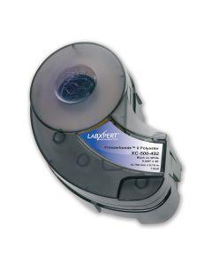 "Polyester FreezerBondz Label for IDXPERT/LABXPERT-1.00""x0.50""-White-30'/CT"