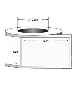 "Paper Label-Direct Thermal-4.00""x6.50""-White-900/RL 4/CS"