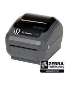 Zebra GX420D Desktop Printer w/Accessories-203 dpi