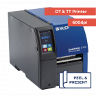 Brady i7100 Industrial Printer Peel Model - 600 dpi