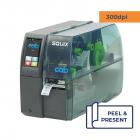 Cab Squix 2 / 300 P Printer - 300 dpi - Peel and Present