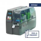 Cab Squix 2 / 600 P Printer - 600 dpi - Peel and Present