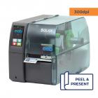 Cab Squix 4.3 / 300 P Printer - 300 dpi - Peel and Present