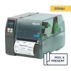 Cab Squix 6.3 / 200 P Printer - 203 dpi - Peel and Present