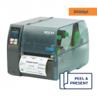 Cab Squix 6.3 / 300 P Printer - 300 dpi - Peel and Present