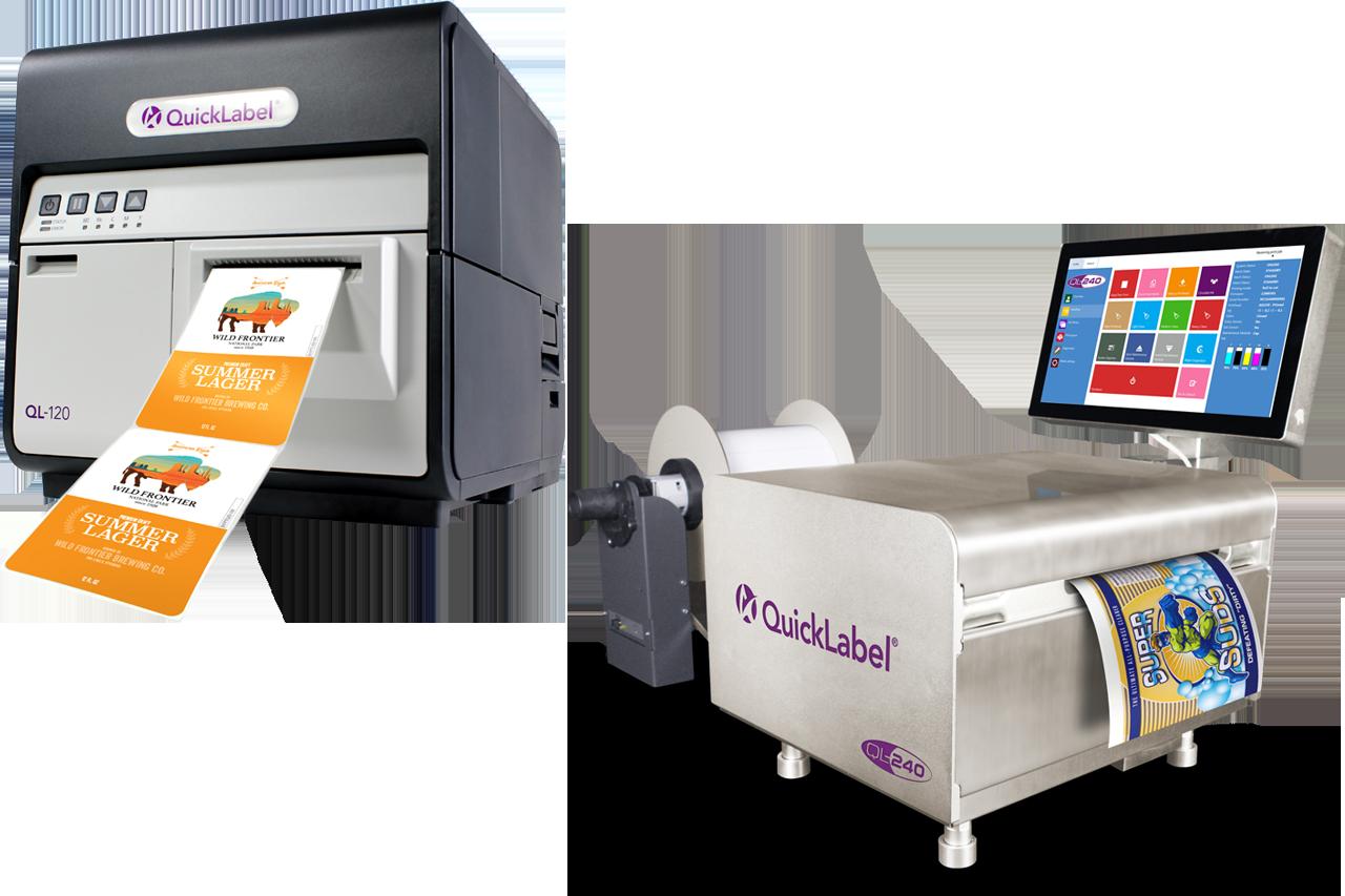 Custom Labels & Labeling Solutions | Label Equipment | Dasco