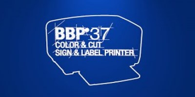 BBP37 Label Printer Overview