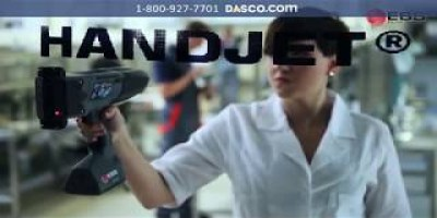 EBS-250/260 Handjet Portable Ink-Jet Printers