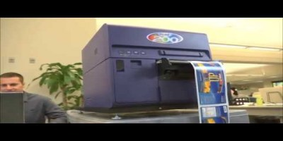 QuickLabel Kiaro! D Inkjet Printer