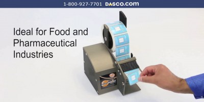 Start International LD3000-FDA Label Dispenser Overview