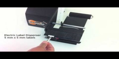 Start LD6025 Electric Dispenser Tiny Label Demo