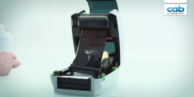 How To Clean the Printhead on cab MACH1/2 Printers