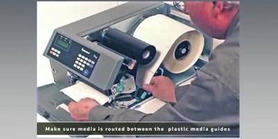 PX4i-6i Loading media for Tear-off