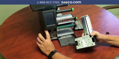 How to Install Cutter on cab SQUIX Printer