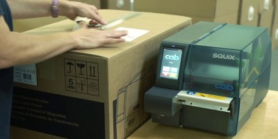 Cab SQUIX Printer Overview