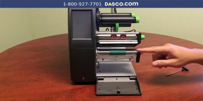 How to Install Platen Roller on cab SQUIX Printer