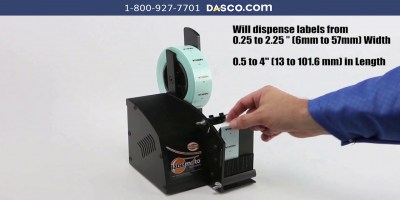 Start International LD3500 Label Dispenser Overview