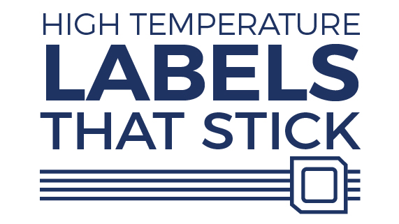 Dasco Supplies High Temperature Labels
