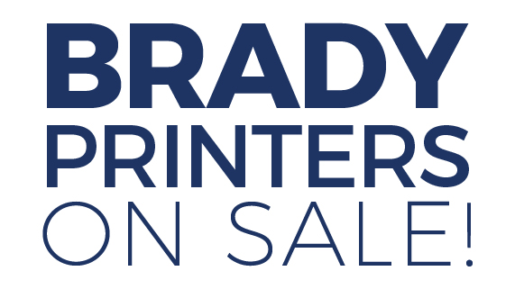 Brady Printer Sale