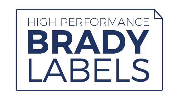 Brady High Performance Labels