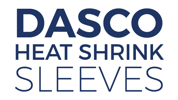 New! Dasco Brand Printable Heat-Shrink Wire Marking Sleeves