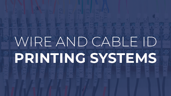 Wire and Cable ID Printing Systems