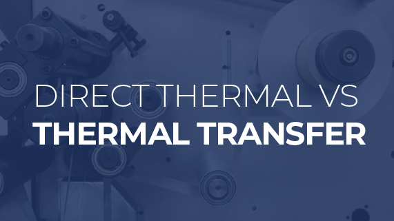 Direct Thermal Vs Thermal Transfer [Infographic]