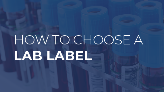How to Choose a Lab Label