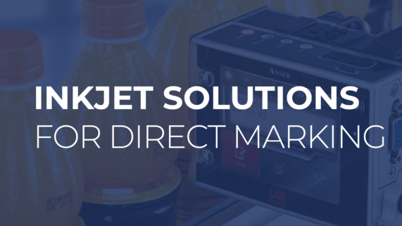 Inkjet Solutions for Direct Marking